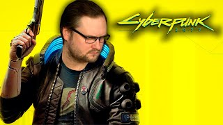ДОЛГОЖДАННЫЙ КИБЕРПАНК ► Cyberpunk 2077 #1