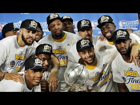 2017 NBA Western Conference Finals Full Mini-Movie 4-0