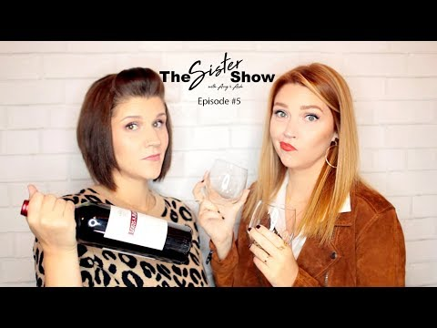 Innocent Fun or Alcoholism? #winemom | The Sister Show