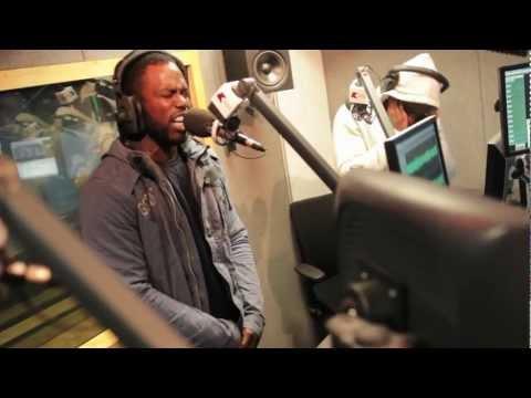 Logan Sama ft Ghetts, Roachee, Rapid & Stutta [Teddy Music - Hoods Up] (Kiss 2012/04/20)