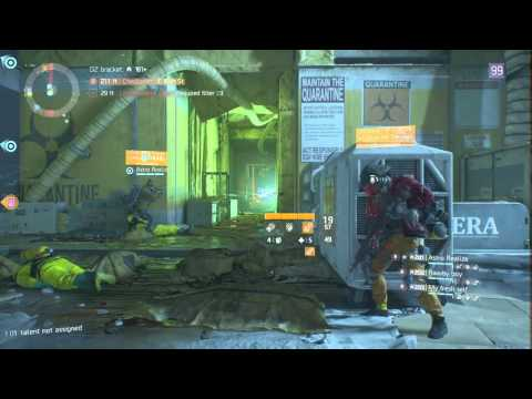 TOM CLANCY'S THE DIVISION - DPS=253k Health=88k Gear Score=210