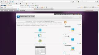 Как создать красивый информер для uCoz Elaxy.kz