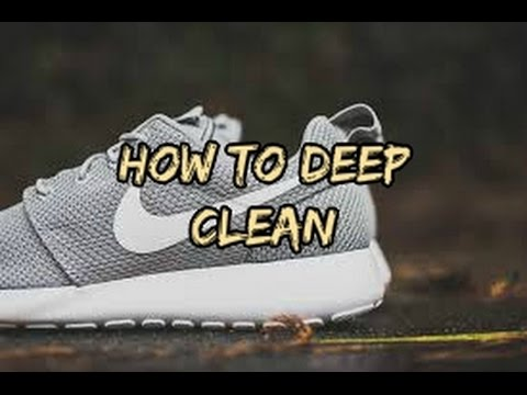 HOW TO CLEAN BEAT ROSHE'S!