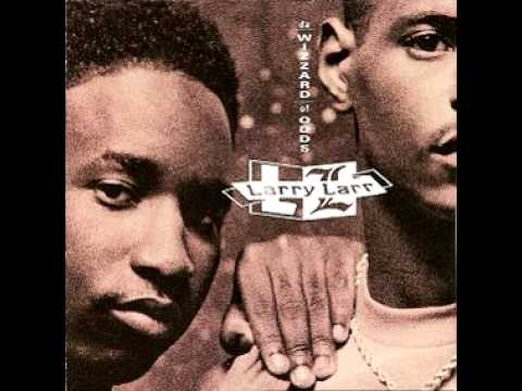 !Rare Rap - Larry Larr  - Da Wizzard Of Odds - Rare Rap!