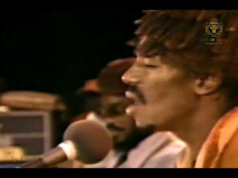 One drop - BOB MARLEY - CONCERT -SANTA BARBARA 1979