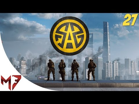 Şom Ağızlı Squad #27   Battlefield 4   Siege of Shanghai