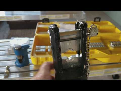 Tools For Making Battery Cables For Auto, Marine & Solar