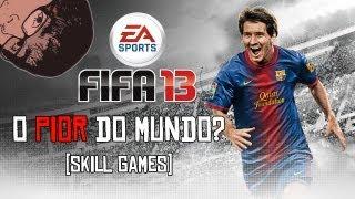 Remedy em FIFA 13: o Pior do Mundo?