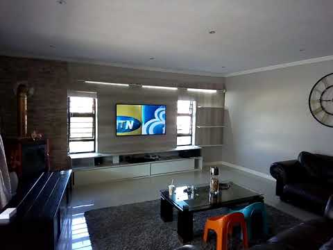 D C Interior Decor We Make These Wall Tv Unit All Around Cape Town At An Affordable Price The Unit Youtube