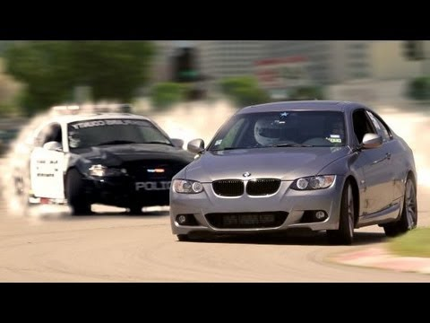 Bmw M3 Police Chase Nfs Most Wanted 2012 1080p Youtube