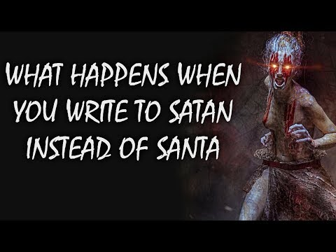 What Happens When You Write To Satan Instead of Santa | Reddit Stories