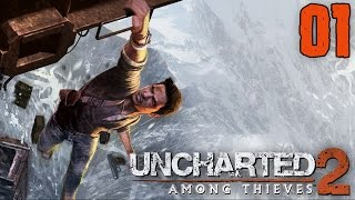 Uncharted 2 Gameplay Walkthrough Part 1 (PS3)