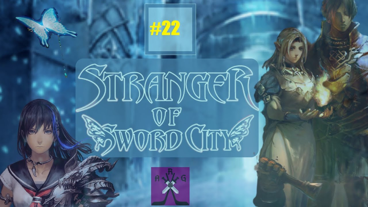 Download Let's Play Stranger of Sword City (Blind-ish) (Ep.22 - Ambushes and Blood Crystal Delivery)