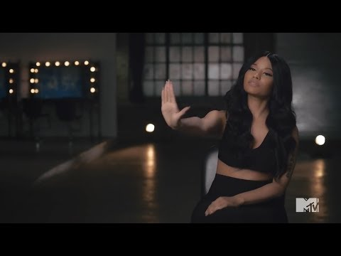 Nicki Minaj - My Time Again (MTV documentary)