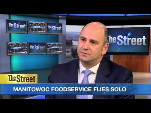 Bottom Line Will Grow Says Manitowoc Foodservice CEO