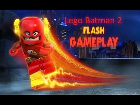 When do you unlock free roaming? - LEGO Batman 2: DC Super ...