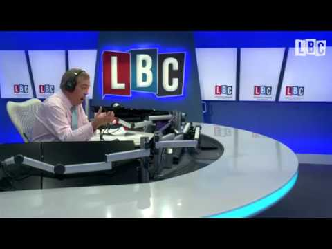 UKIP Nigel Farage's Sunday Show - Do you trust Westminster with the final say?