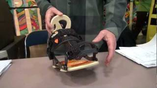 Gnu Mutant Snowboard Bindings 2013 Preview - Wiredsport Innovation Watch
