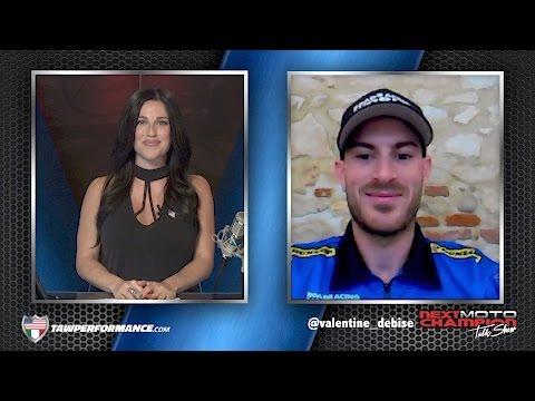 Next Moto Champion Talk Show w/ Valentin Debise