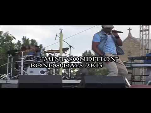 Mint Condition-Live /