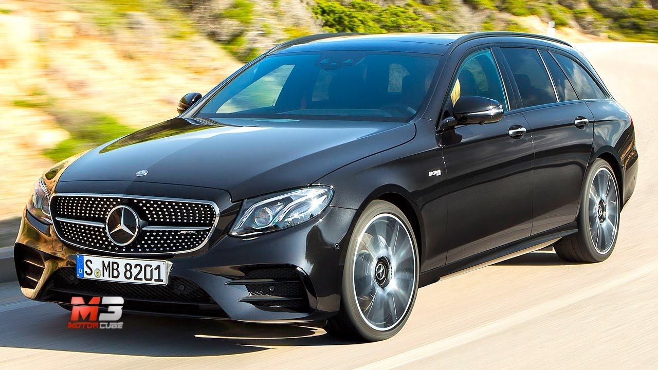 New mercedes classe e wagon estate 2017 paolo lanzoni for Mercedes benz station wagon 2017