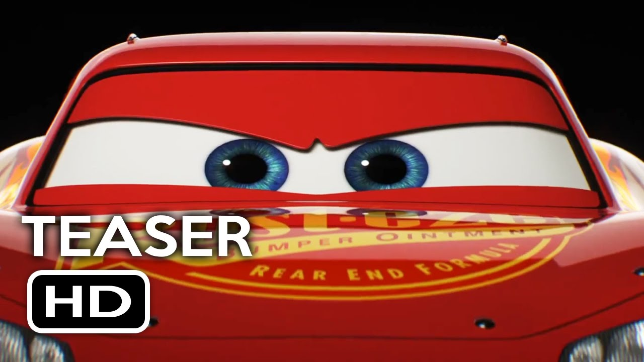 Cars 3 Official Teaser Trailer 2 2017 Disney Pixar Animated Movie Hd You