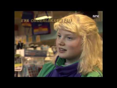 Julehandel i Gjøvik - 1989