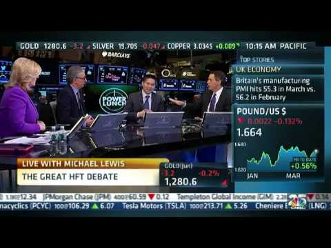 This Week on CNBC: Katsuyama vs. O'Brien | CNBC