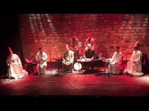 L'ensemble Al-Kindi avec les Derviches Tourneurs de Damas au Café de la Danse (21/10/2013)