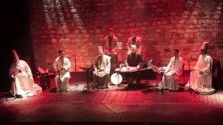 Gambar cover L'ensemble Al-Kindi avec les Derviches Tourneurs de Damas au Café de la Danse (21/10/2013)