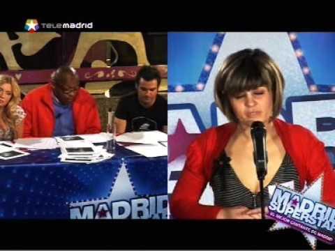 Raquel Hernández en Madrid Superstar