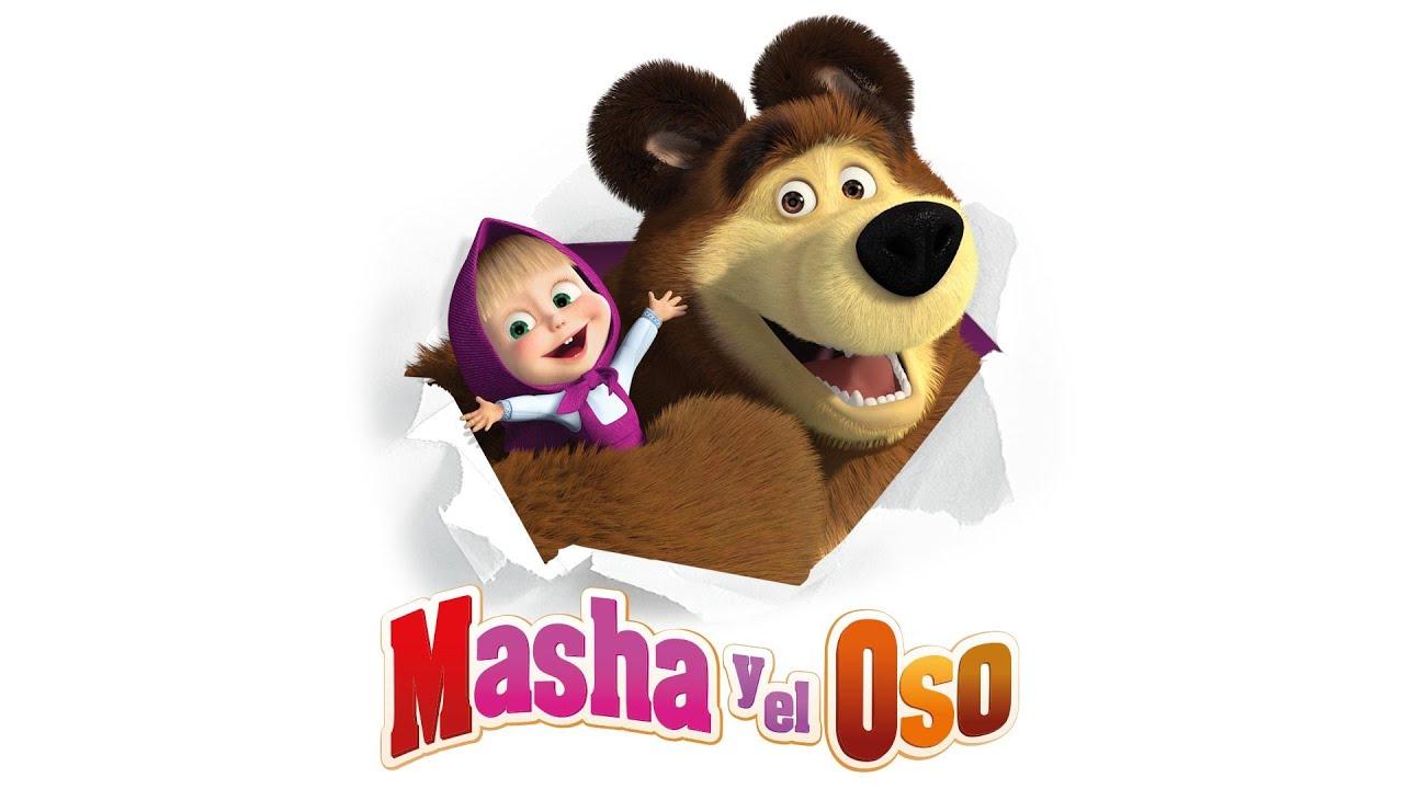 Masha Y El Oso Youtube Canal Oficial Suscribirse Ahora Youtube