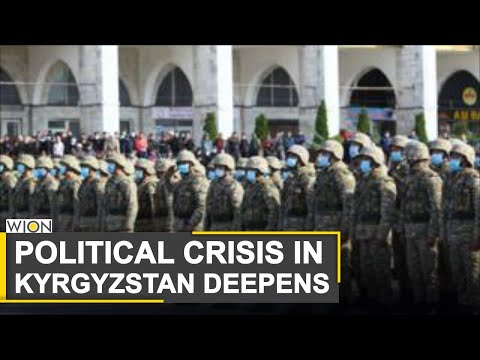 Kyrgyzstan political unrest   Kyrgyzstan Parliament elects new PM   World News