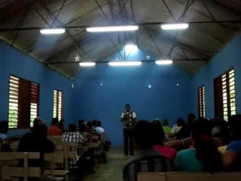 REUNION CON PASTORES ,CAPILLA DEL CAMPAMENTO PENTECOSTAL