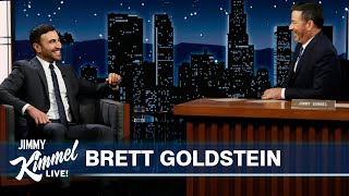 Emmy Nominee Brett Goldstein on Being Cast in Ted Lasso, Roy Kent CGI Rumor & His Love of Cursing