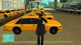 USA RP #1 Баг такси