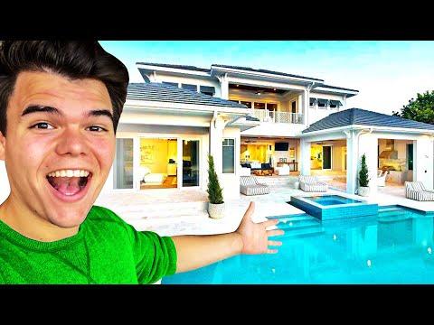 My *NEW* $15,000,000 DREAM House! (Sims 4)