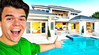 My *NEW* $15,000,000 DREAM House! (Sims 4)