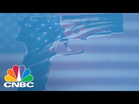 American Gun Business: By The Numbers | CNBC
