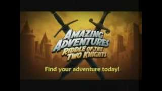 Amazing Adventures Riddle of the Two Knights Game Download
