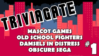 Triviagate #1 - Rise of the Video Game Quiz