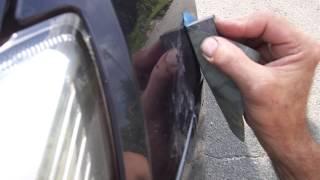 Борьба с царапинами до грунтовки на Авто(, 2015-08-05T16:55:23.000Z)