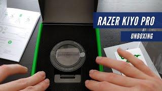 Unboxing Razer Kiyo Pro - De beste webcam voor streamers en YouTubers?