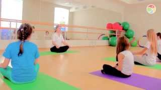 KidnessClub. Программа Йога для детей. Children Yoga