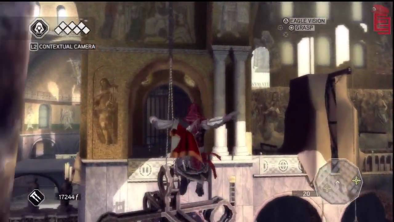 Assassin's Creed 2 HD FULL Walkthrough-Assassin's Tombs 5 ...