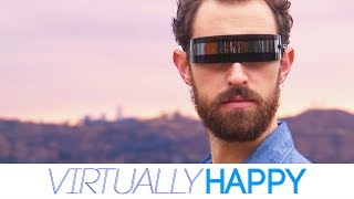 Virtually Happy - Augmented Reality Headset {The Kloons}