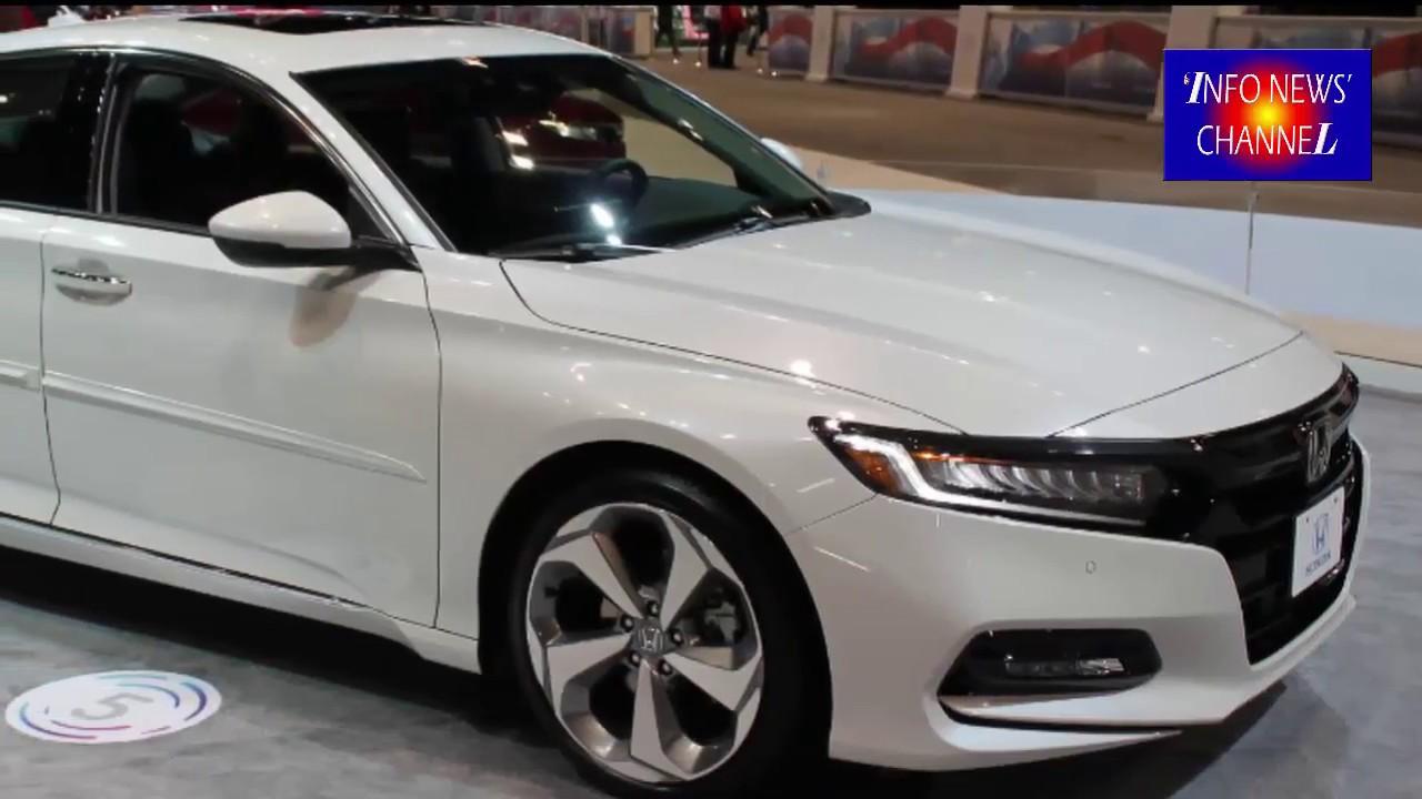 2019 New Honda Accord Changes