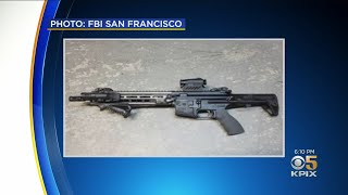 Semi-Automatic Rifle Stolen From FBI Agent's Car In Oakland