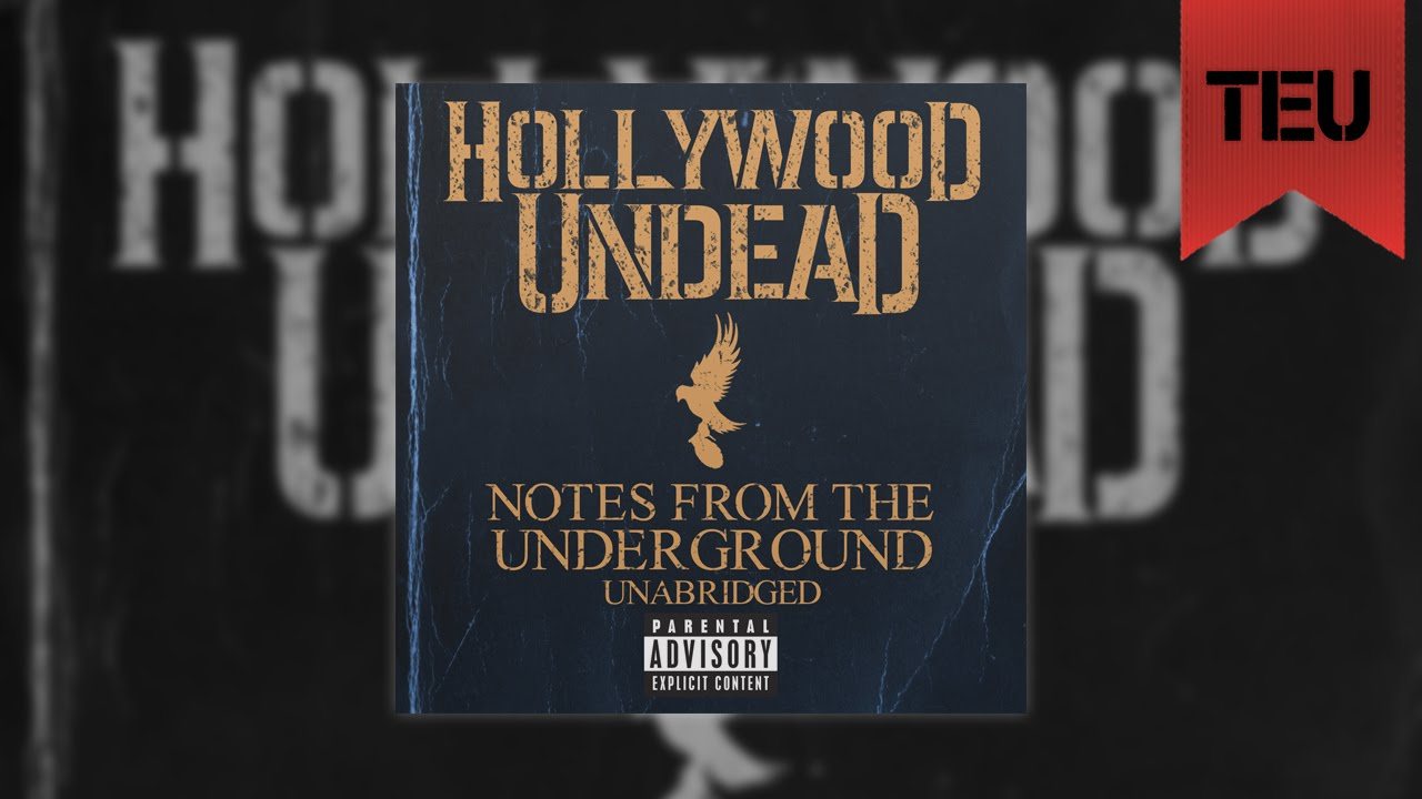 Hollywood undead psalms (2018) at the last disaster.