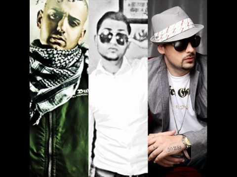 Haftbefehl Feat Sido  Braun Grün Gelb Lila  mix by djskyrock